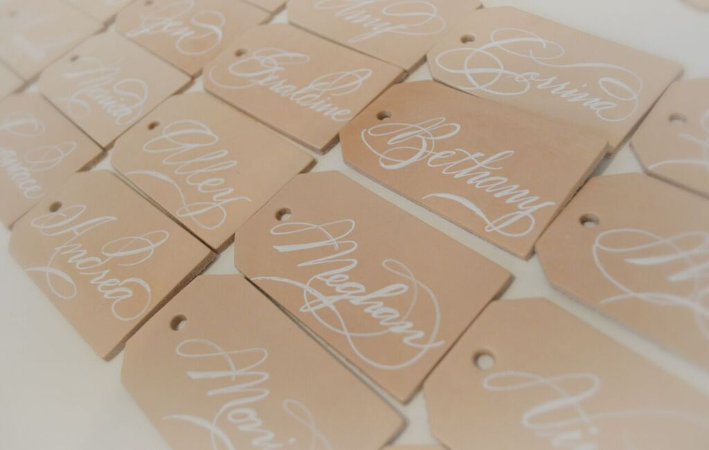 leather luggage tag houston calligraphy place card Nov 2017 1_preview.jpg