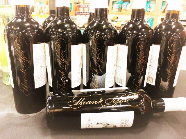 Thank you wine bottle engraving houston_preview.jpg