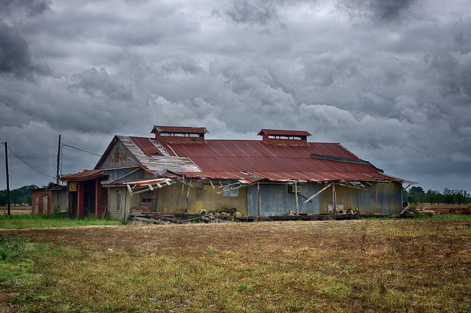 Abandoned Feed Store
