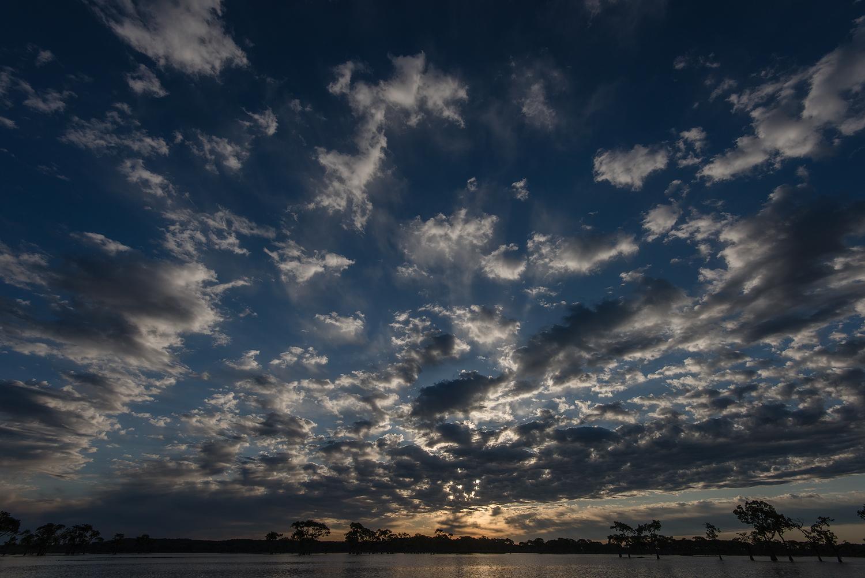 Millers Lake Sunrise