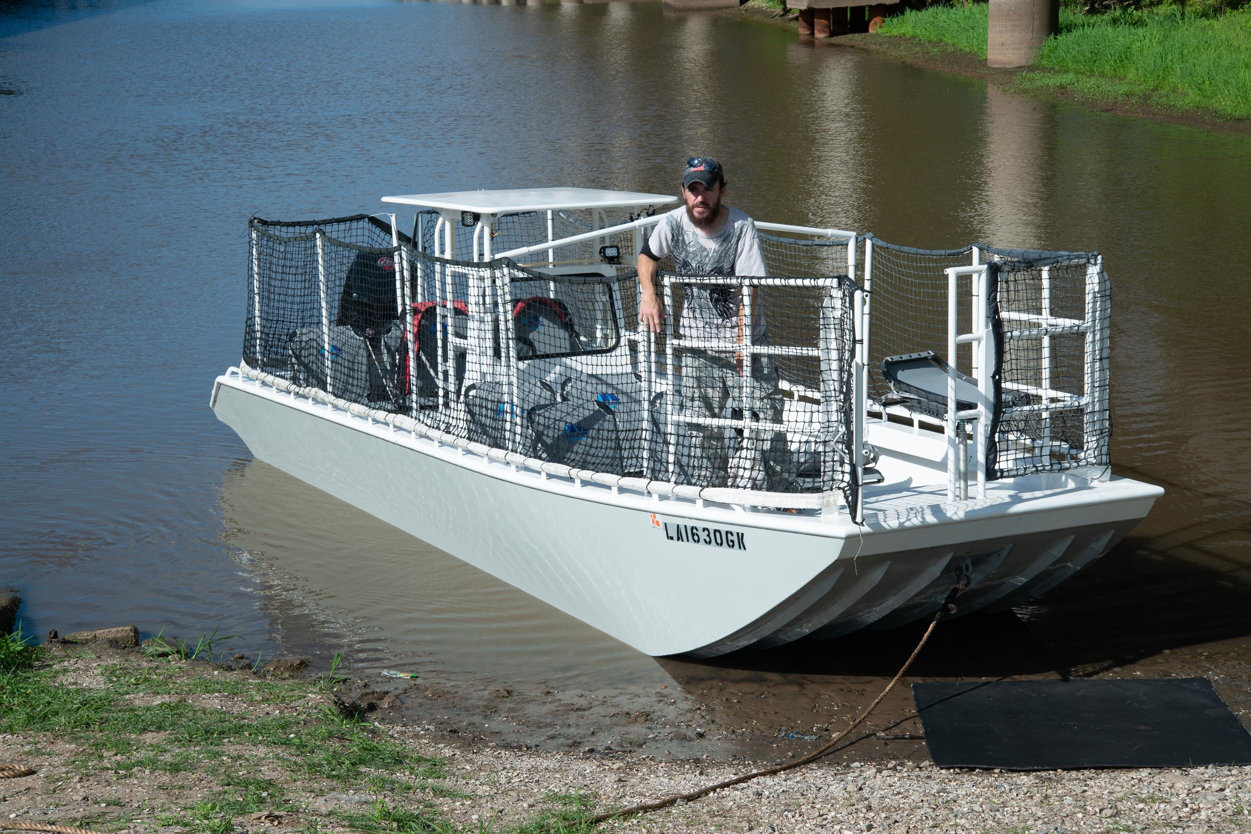 """A New Boat - """"The Atchafalaya Experience"""""""