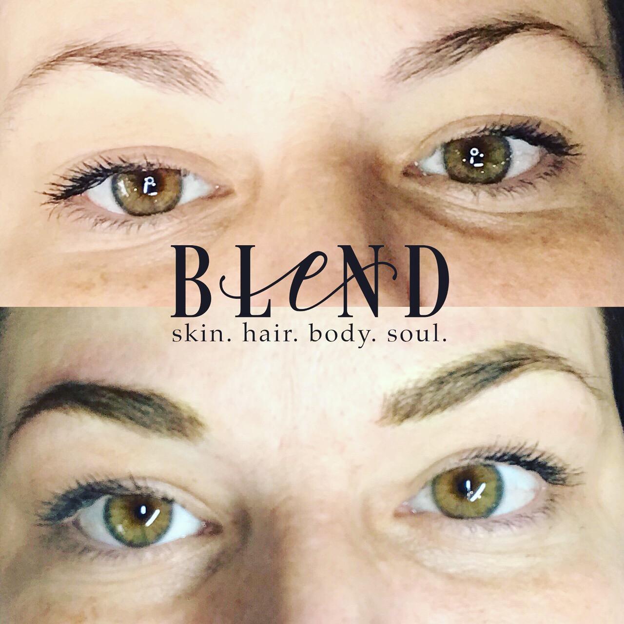Microblading Info — Blend Hair & Skincare