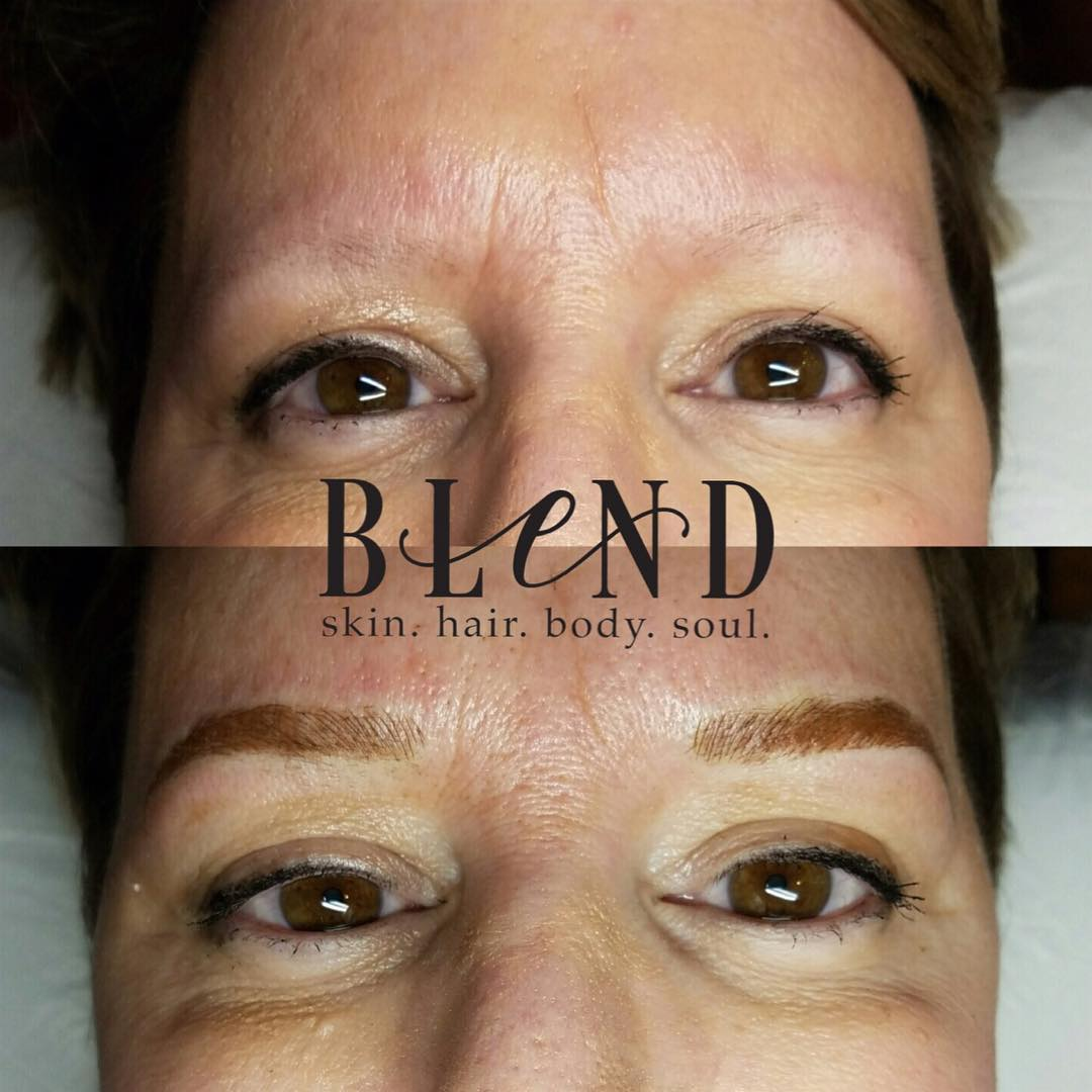 Microblading Info — Blend Hair & Skincare