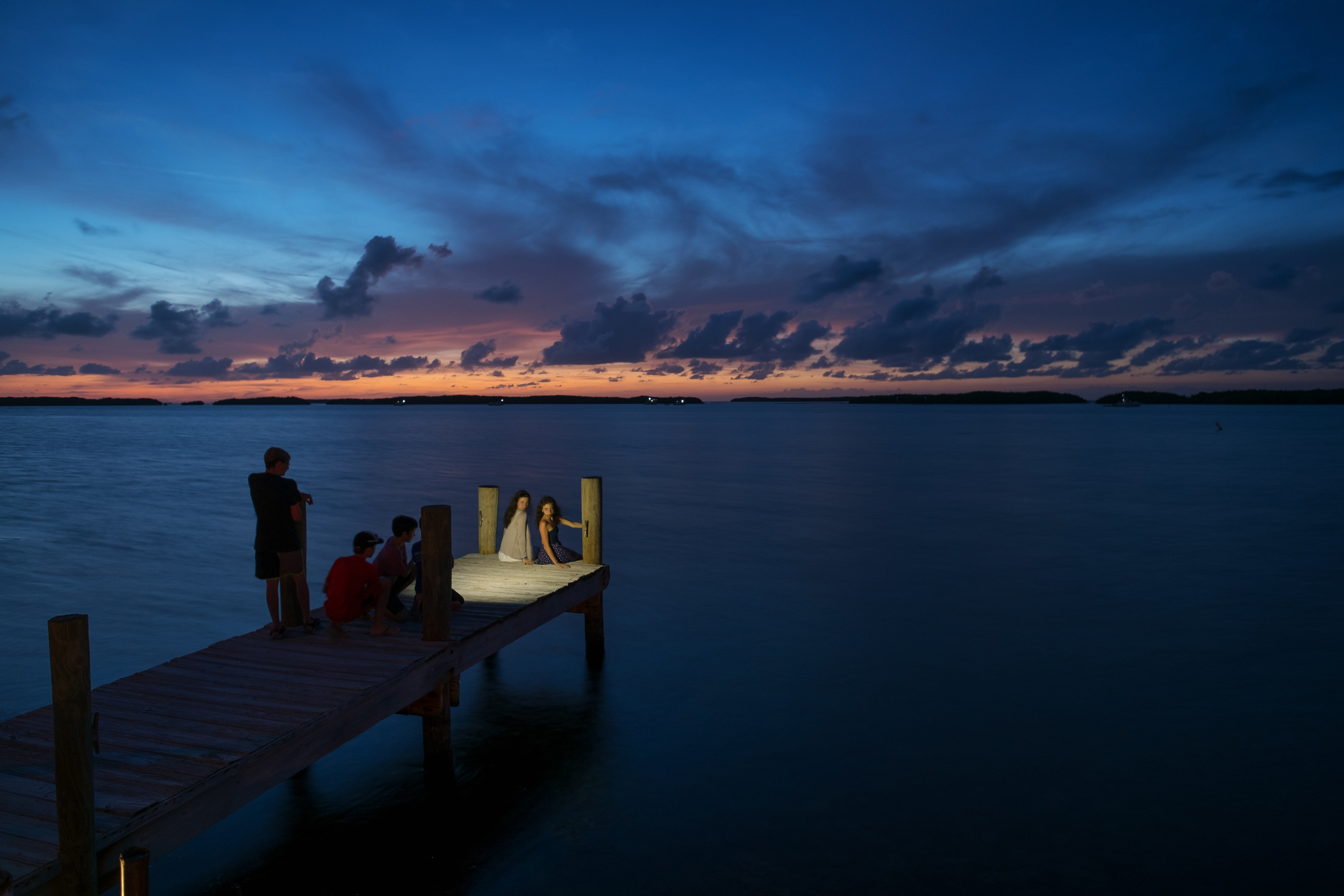 """Sunset snapshot""  April, 2015 Islamorada, Florida Keys Fujifilm XPro1, 14mm, f/4.0, 4.3, ISO 200"