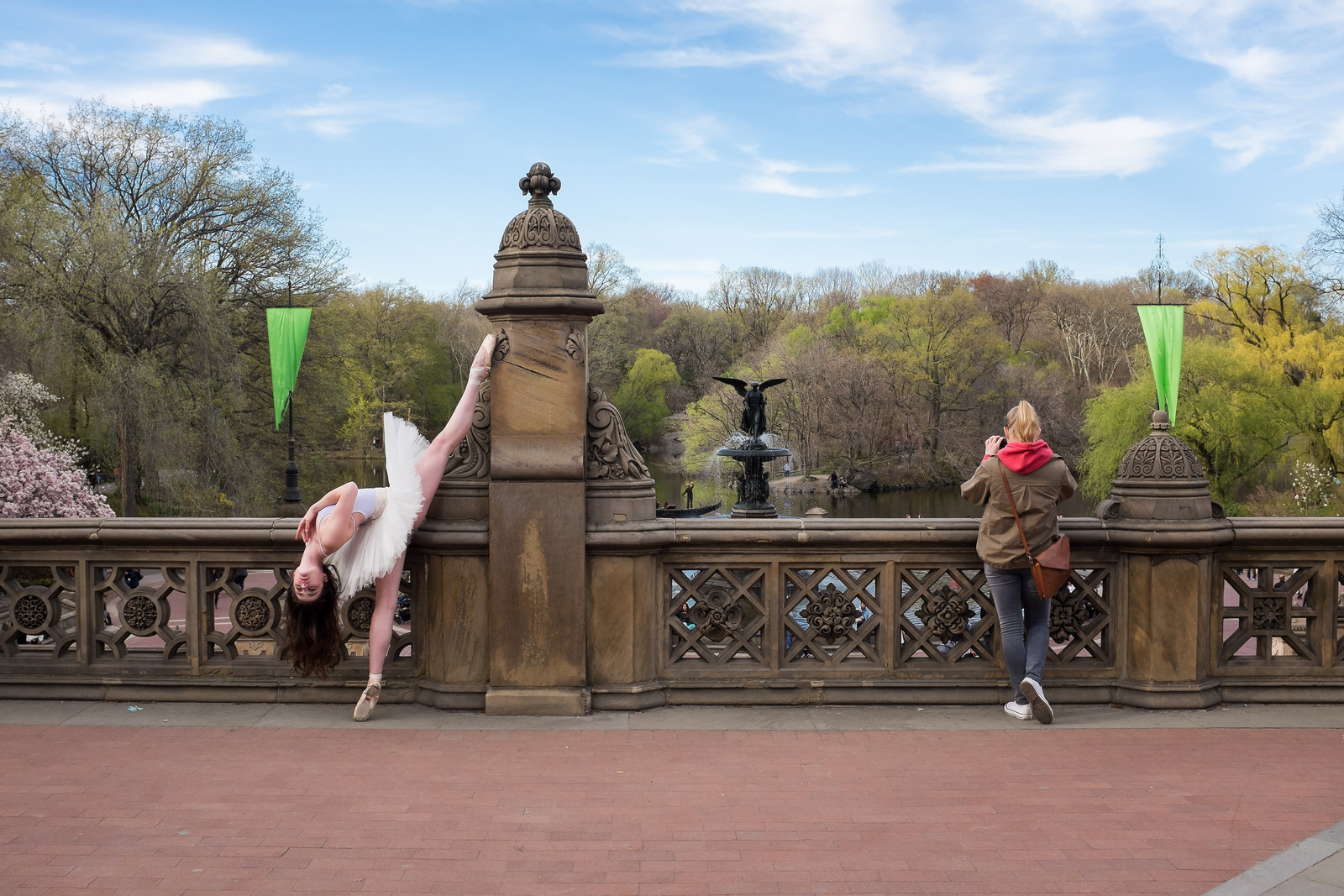 """Tough crowd"" April, 2015, Central Park, NY Fujifilm X100s, f/8, 1/240, ISO 400"