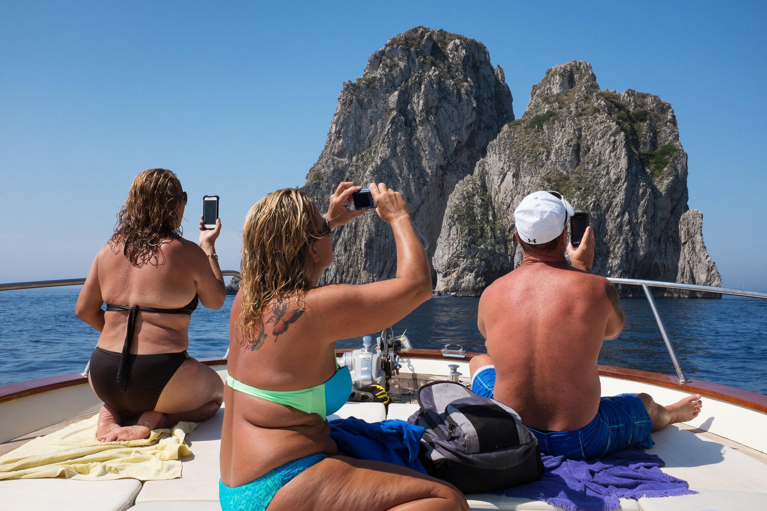 Capri. June, 2013