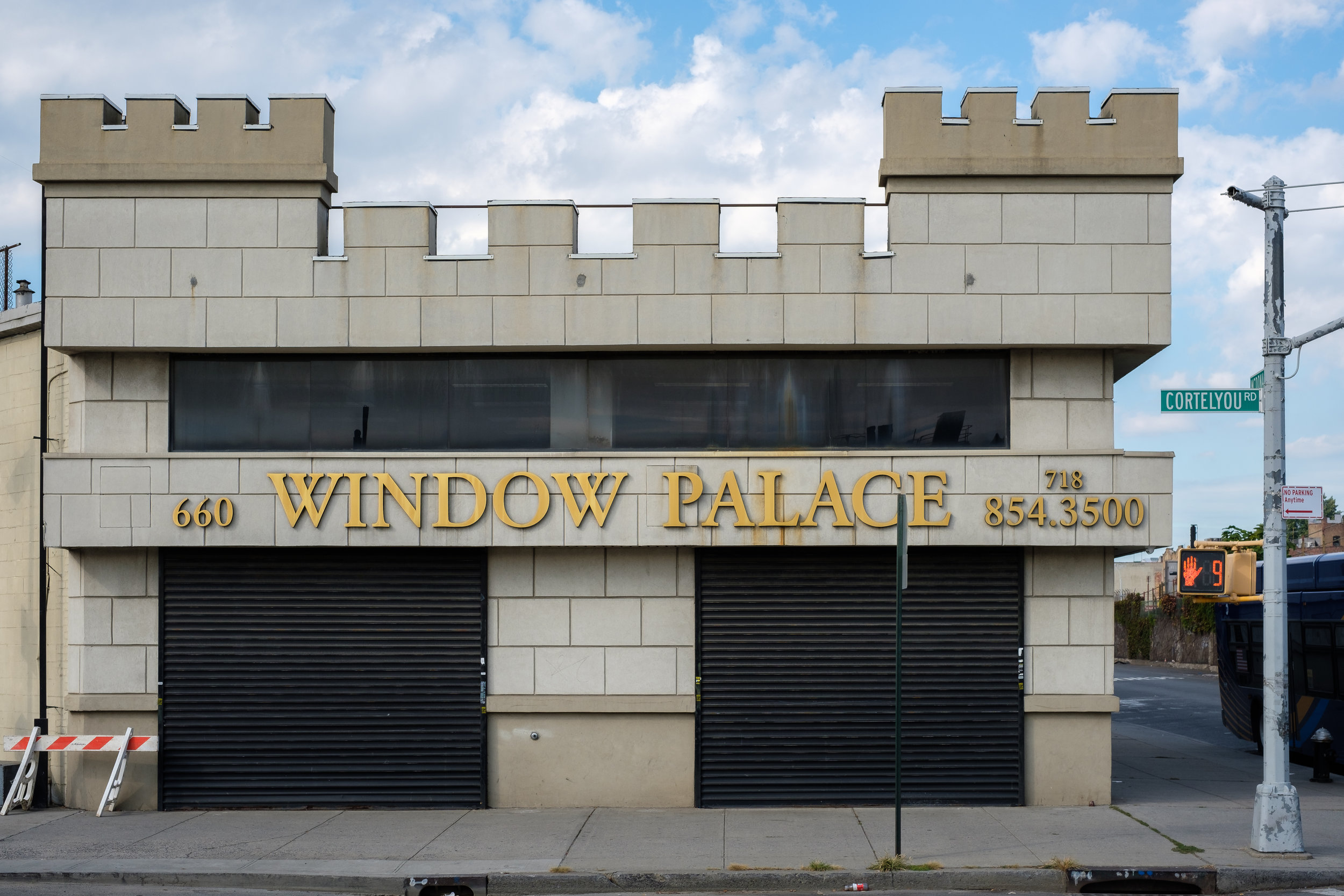 McDonald Ave. Borough Park, Brooklyn.