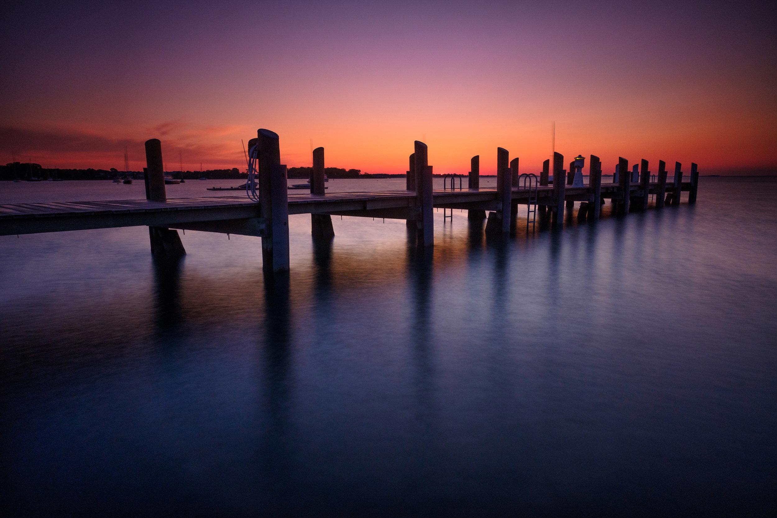 Mason's Island Sunrise
