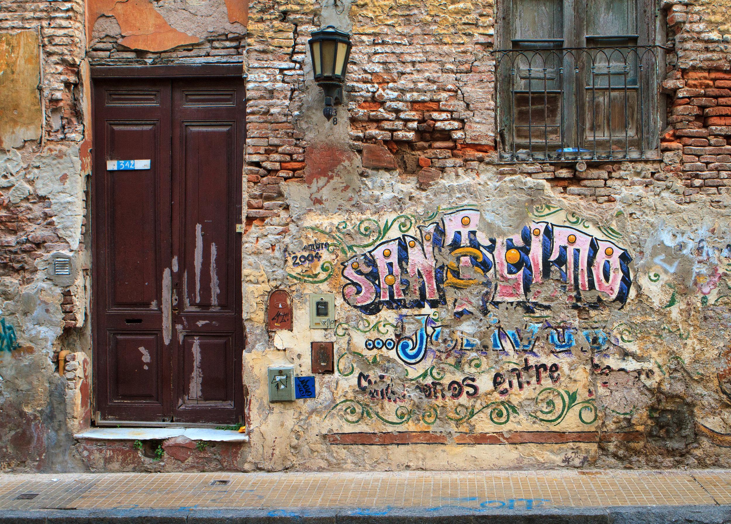 San Telmo, Buenos Aires.November, 2010.