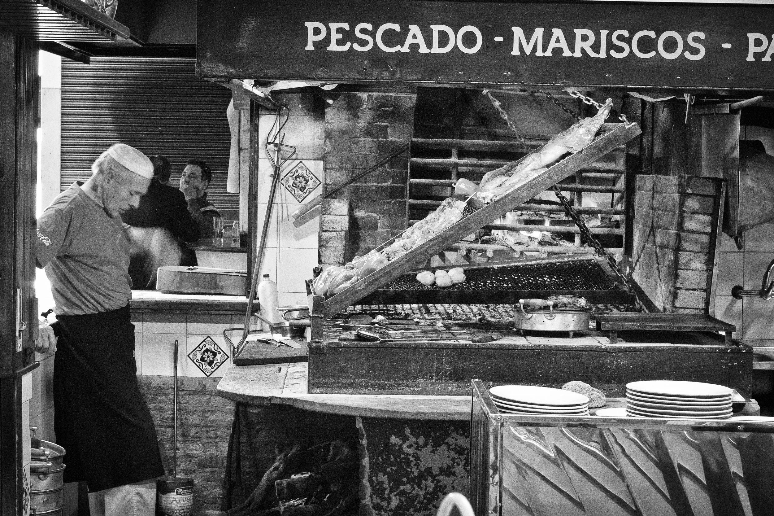 Mercado del Puerto. Montevideo. November, 2010