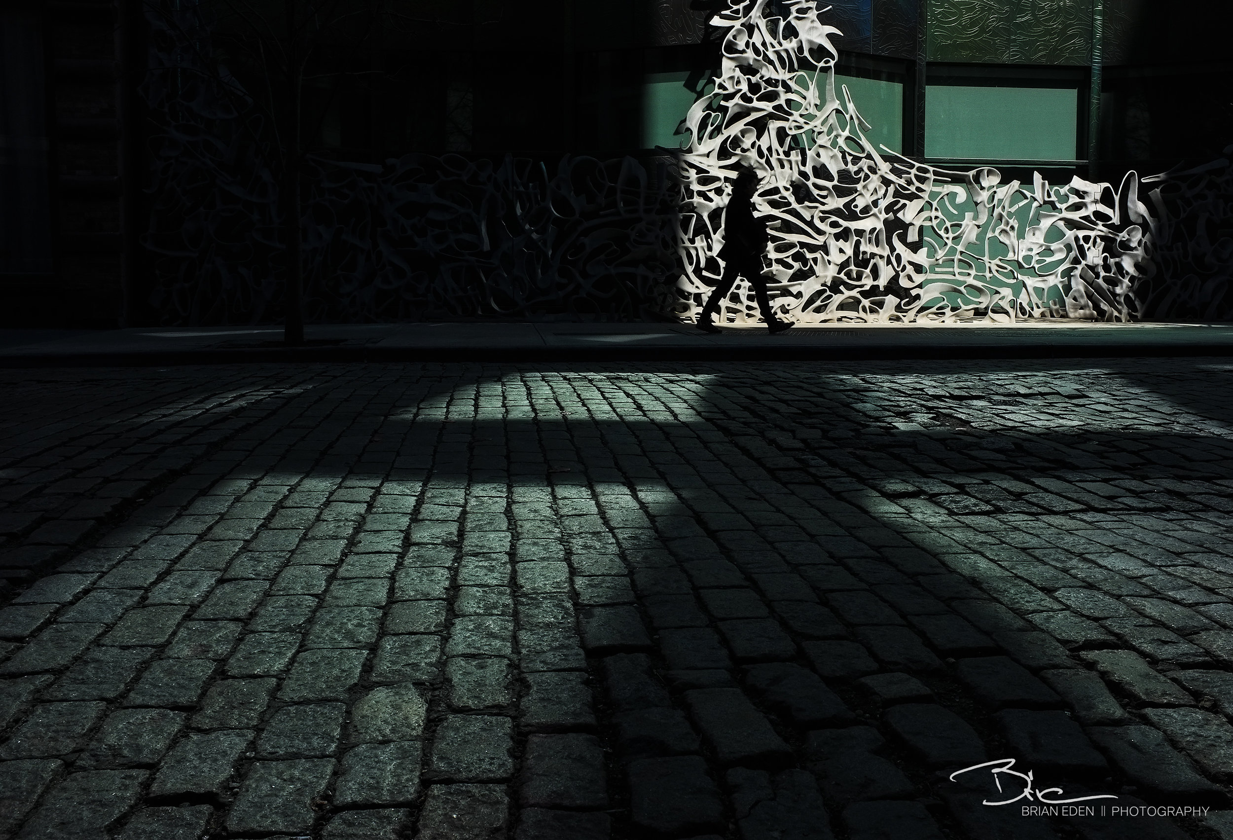 Bond Street Silhouette