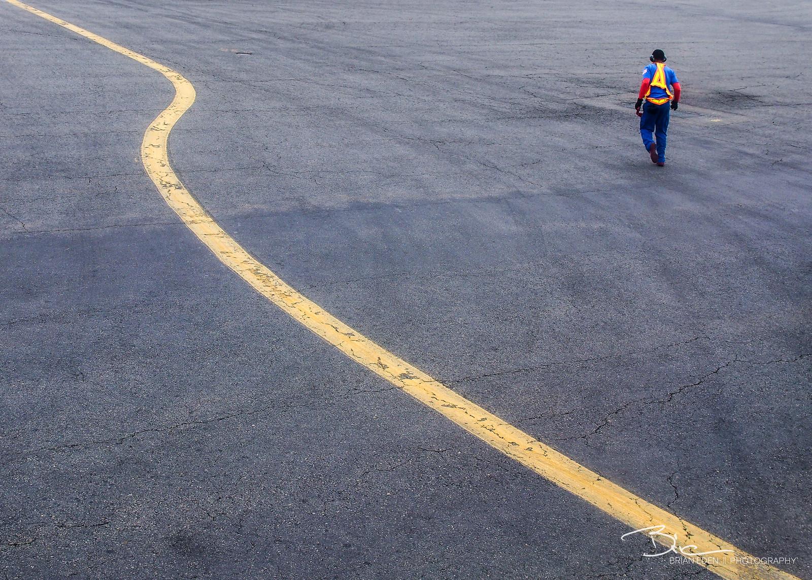 Newark Airport Tarmac