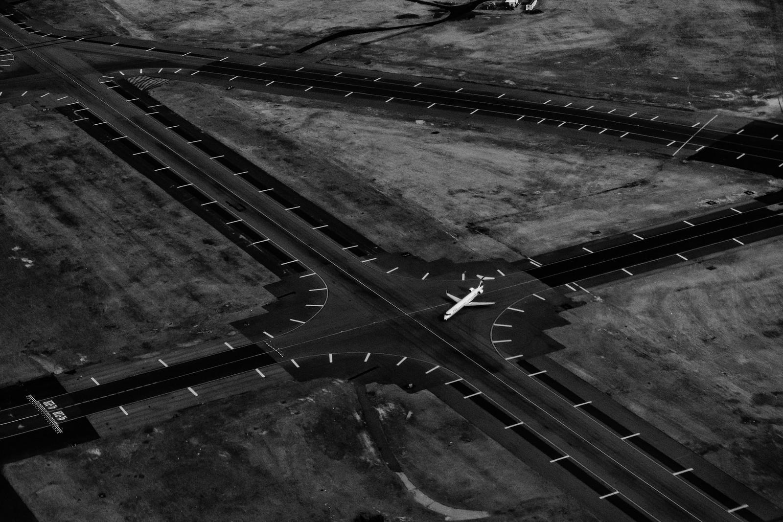 JFK Airport runway