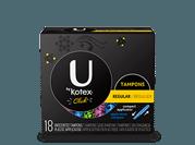 U by Kotex Regular
