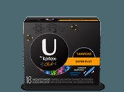 U by Kotex SuperPlus