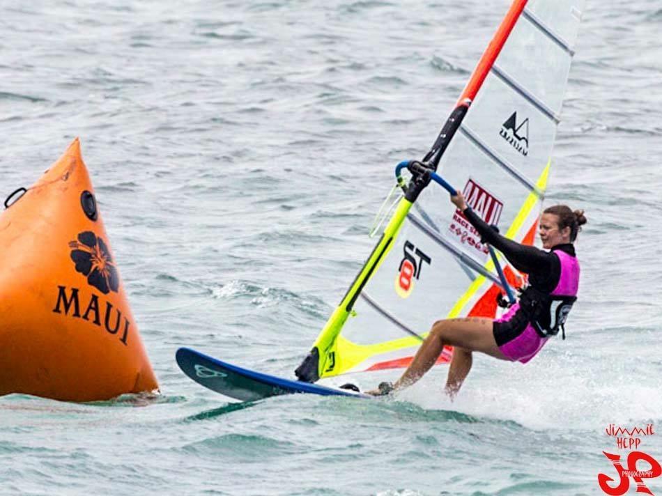 Dominique Vetromile Wind Surfing.JPG