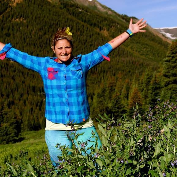 Becky Marcelliano - Becky is an explorer, creator, do-er, and inspirer. She attributes her love of wilderness to her early days of playing in the forests of New Jersey with her family. Since then, she ventured on to Colorado for school, guided all across the West, rode her bicycle across America, and continues to find as many personal-growth opportunities as possible. She's currently the Marketing Manager for Deuter backpacks: combining her love of gear, the outdoors, and human connection. She's a strong believer in creating the life we each dream of.