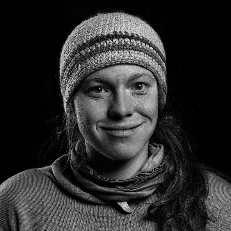 Jayme Dittmar - Jayme Dittmar is a visual storyteller based in Alaska, where she has been mushing, packrafting and traveling for the last five years while directing her work to protect northern lands and livelihoods. She has produced short films from the Arctic to the Amazon, for the Department of the Interior, Teton Gravity Research, PBS and the outdoor industry. Jayme is also a content developer for ACHILL, the Alaska Care and Husbandry Instruction for Lifelong Living youth program, designed to use dog mushing as a tool for cultural revitalization.