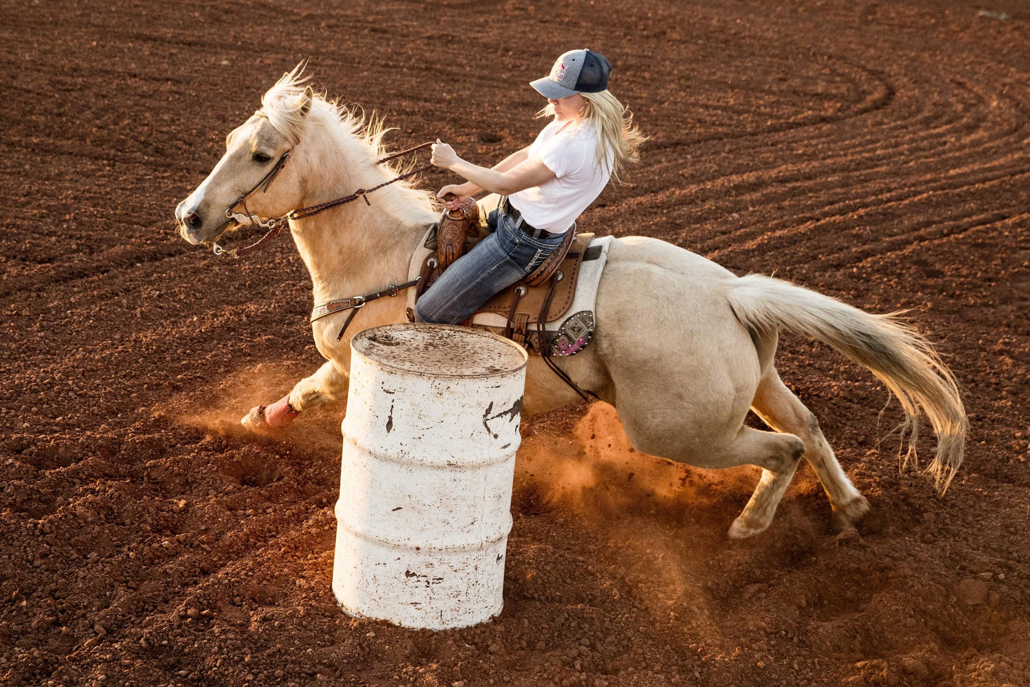 The Story of Three Generations of Texan Cowgirls: Jackie Ganter's Resilience Rodeo