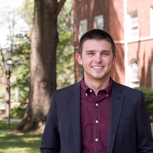 "Our next HESA Summer Spotlight is Ryan Hopkins! Ryan, from Martinsville, Virginia, is a second year in the Master's program. Before coming to FSU, Ryan earned his B.S. in Psychology with a minor in Appalachian Studies from Virginia Tech. Currently, he is the Events and Programs Graduate Assistant in the Office of the Vice President for Student Affairs. This summer he is working as the Graduate Intern at Credo Higher Education in Greensboro, North Carolina. This fall, he will continue to work in OVPSA while interning with FSU Outdoor Adventures with their Challenge Course program. What makes FSU HESA unique? He says, ""The support systems that have been there since day one, there is great integration across the Higher Education program, the FSU Division of Student Affairs, and the LifeNet. All three are working together to make sure our experience is as enriching as possible in a way that is special to Florida State. You would be hard-pressed to find a place where so many people care so deeply about your success as a student studying Higher Education."" Thanks Ryan! #HESASummerSpotlight"