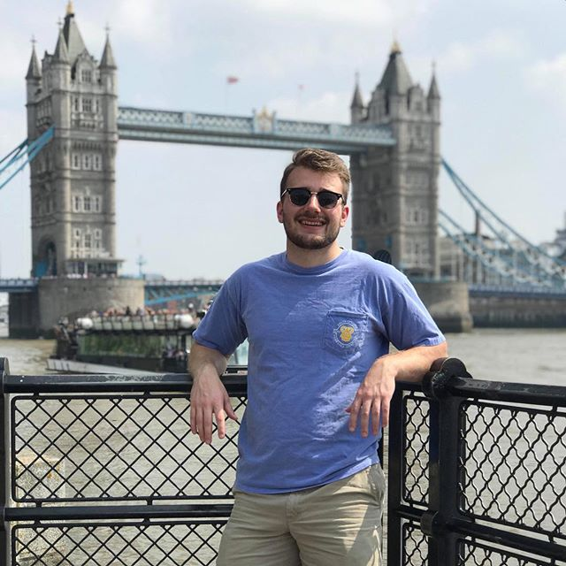 """Jacob Ellis is this week's HESA Summer Spotlight! Jacob is a second year Masters student from Wabash, Indiana, who currently works as a graduate assistant in the Office of Student Rights and Responsibilities. He graduated from Purdue University, where he majored in Organizational Leadership. This summer, he is working as the Curriculum Design Intern with Rise Partnerships and serving as the Intern for the Interdisciplinary Institute for Hazing Prevention. In the fall, Jacob will also serve as the SGA Intern for Freshman Leadership Initiative and the Diversity and Inclusion Initiative. When asked what makes FSU HESA unique, Jacob said, """"We are one of the only programs in the country with a Leadership program built into the curriculum and it is a course that will benefit me deep into my professional career. I have always envisioned myself as a leadership educator, and now I have a better understanding of how to approach leadership education and be intentional when designing or implementing programs."""" Thank you Jacob! #HESASummerSpotlight"""