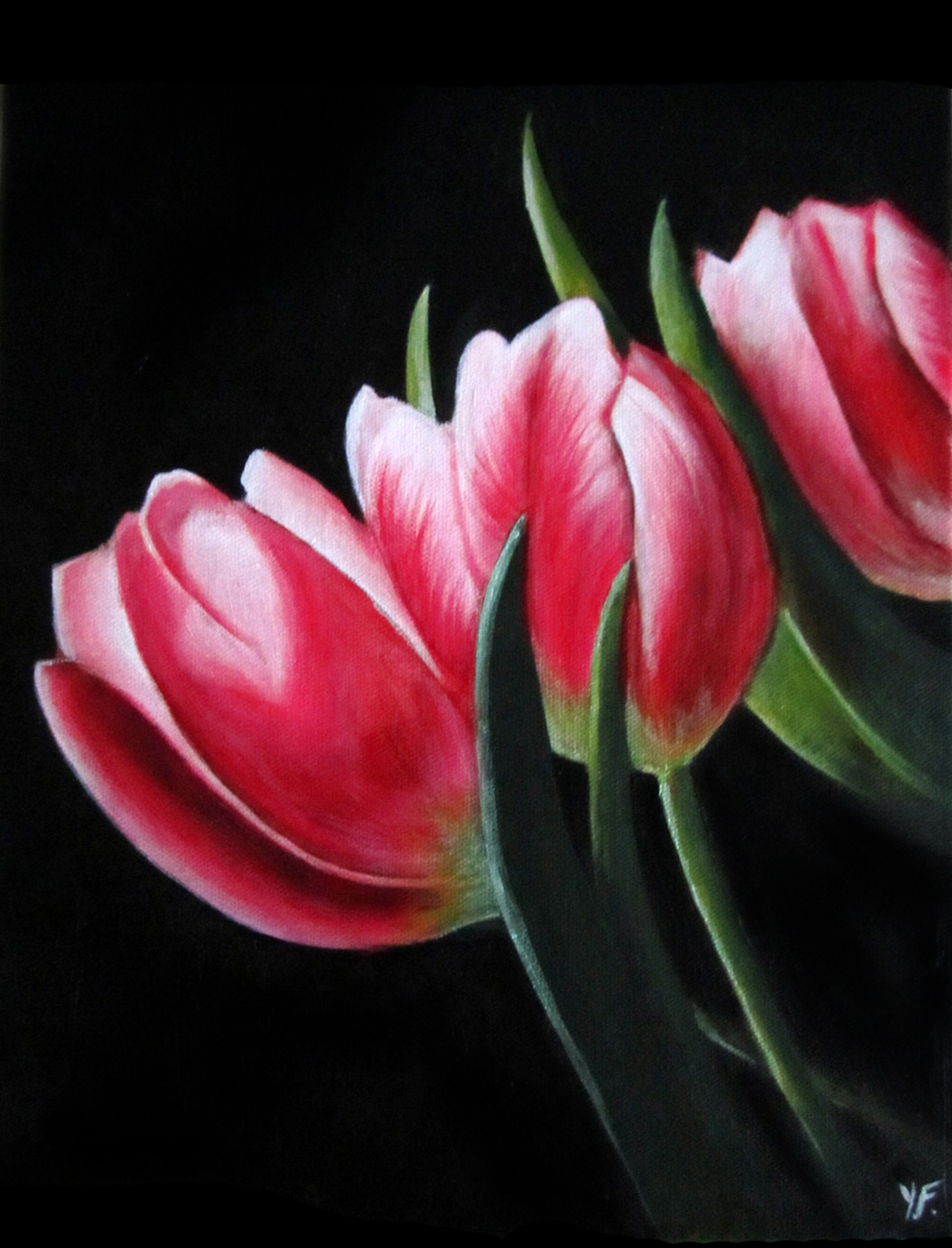 Tulips-SOLD
