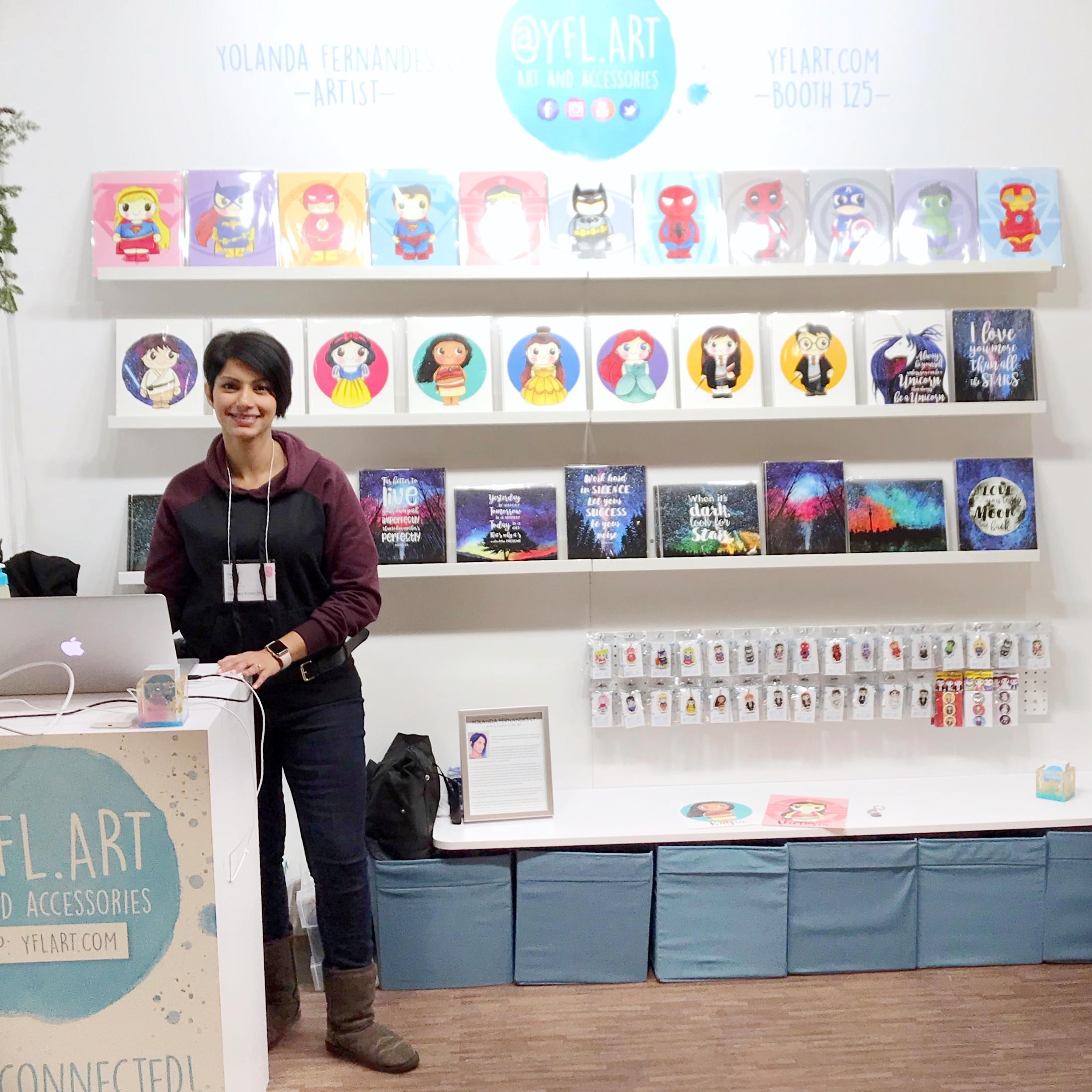 One of a Kind Show - Enercare Centre. Nov 22-Dec 2, 2018