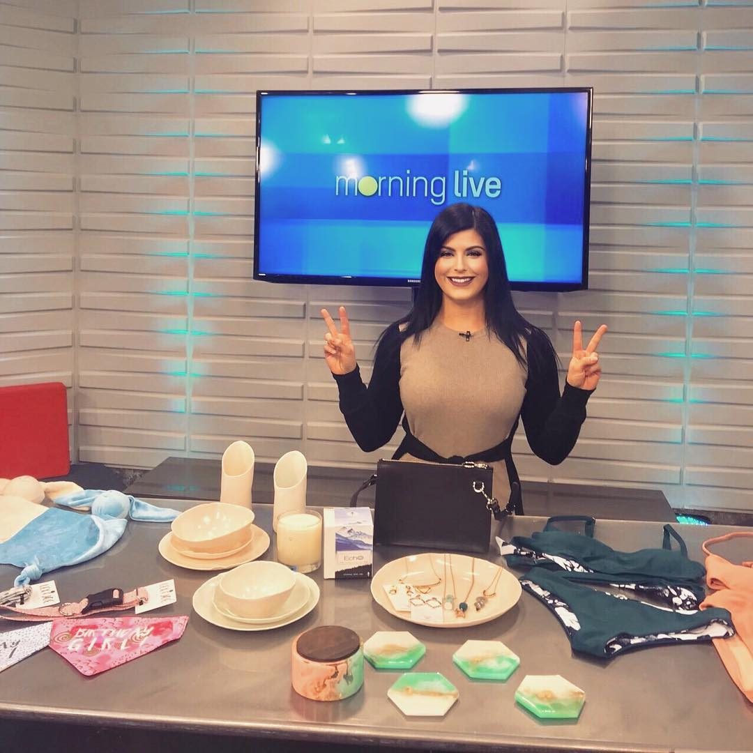 CHCH Morning Live - OOAK Product Feature