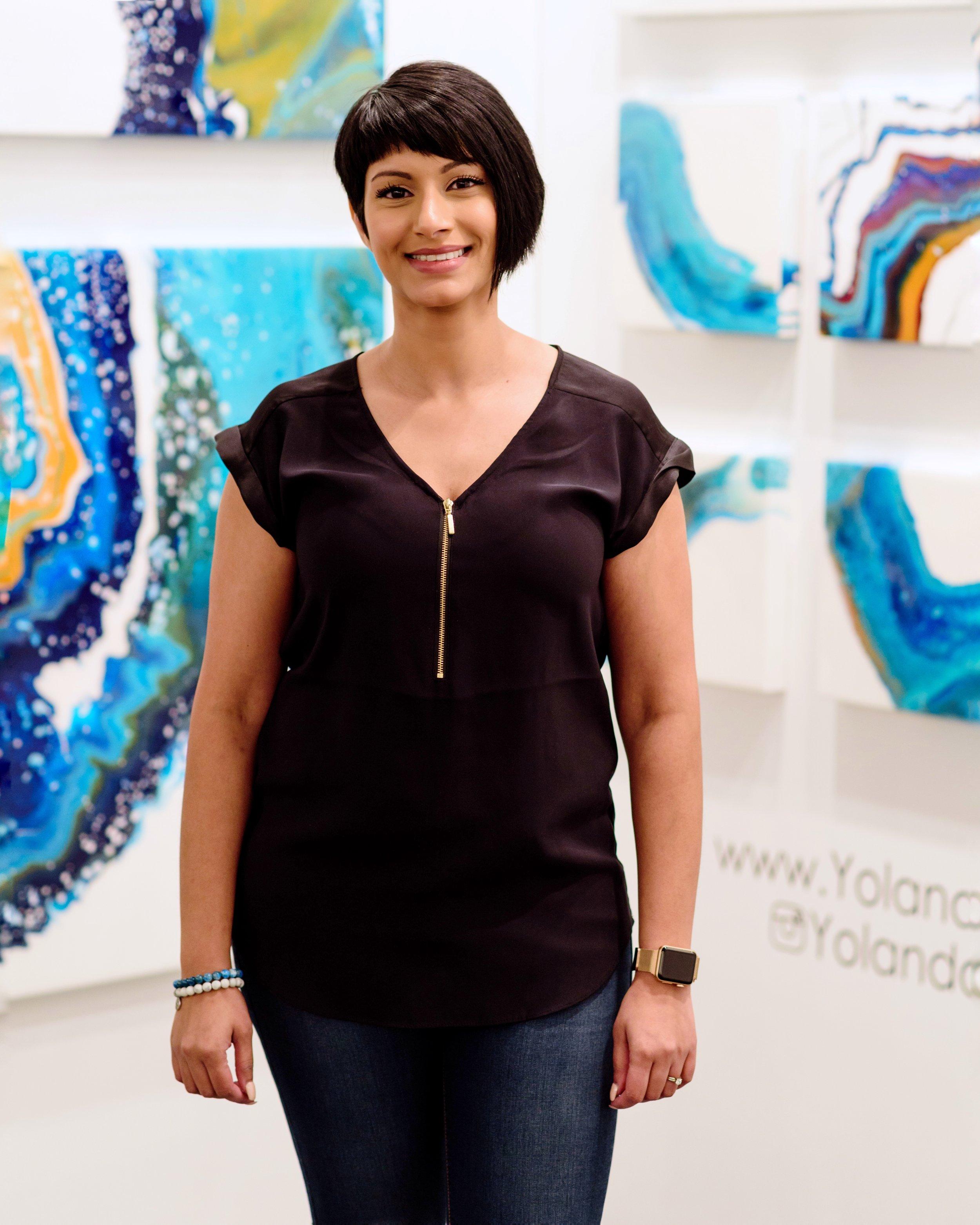 Yolanda Fernandes Ly Artist Project