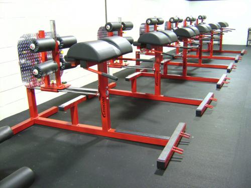 A beautiful sight in any true weight room.