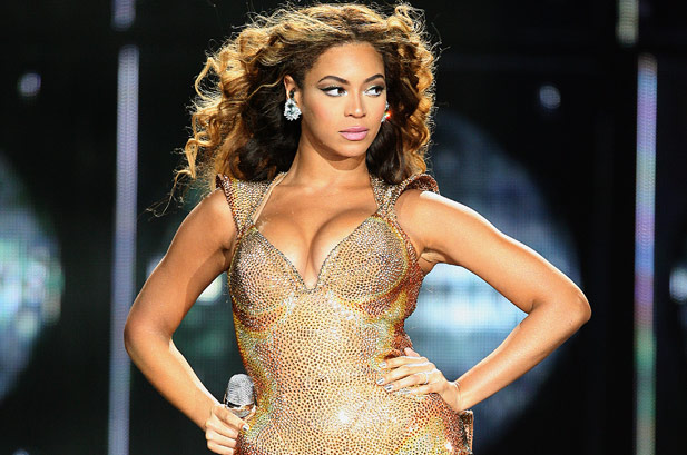 Who run the world? Beyonce's core muscles.