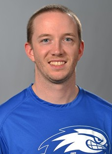 Devan McConnell, Director of Sports Performance at UMass Lowell.