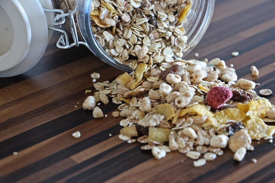 Nuts, seeds, and dried fruits are great examples of calorie-dense foods that are still high in quality.