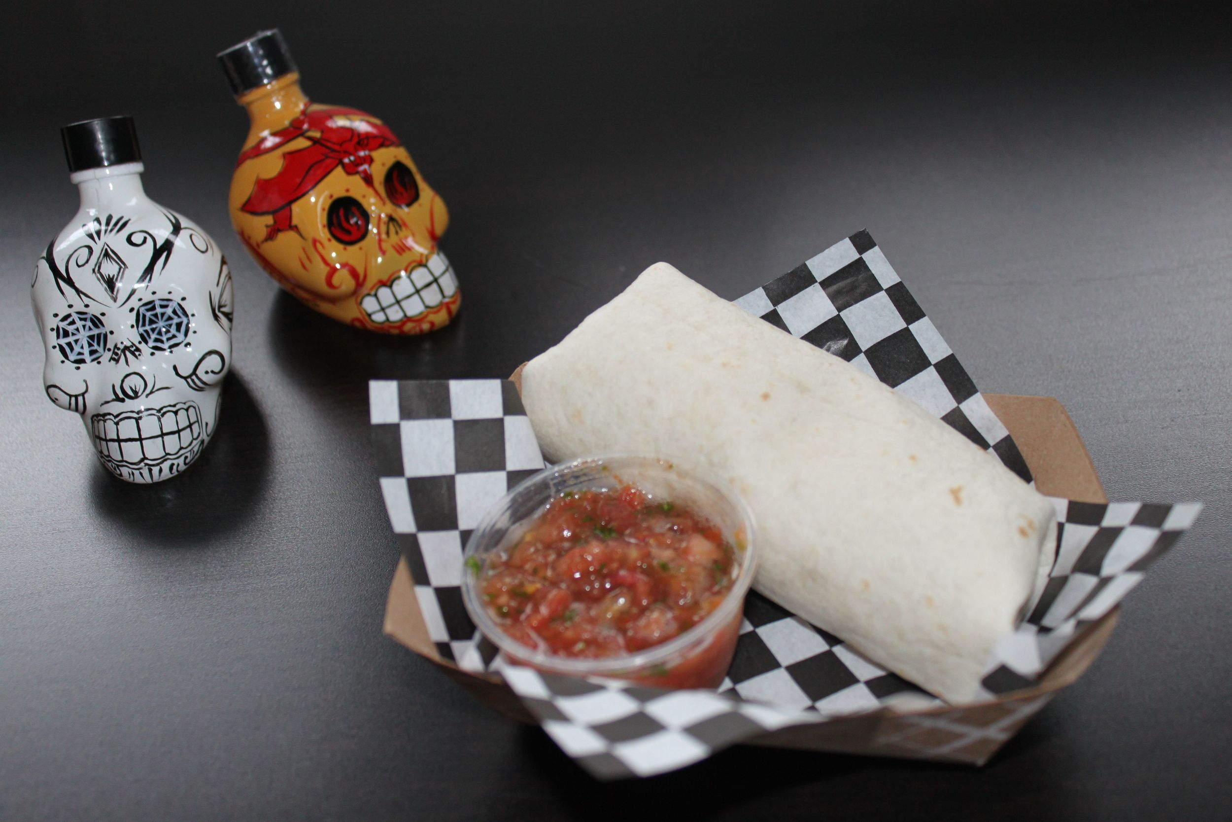 Mini Burrito  (available upon request)