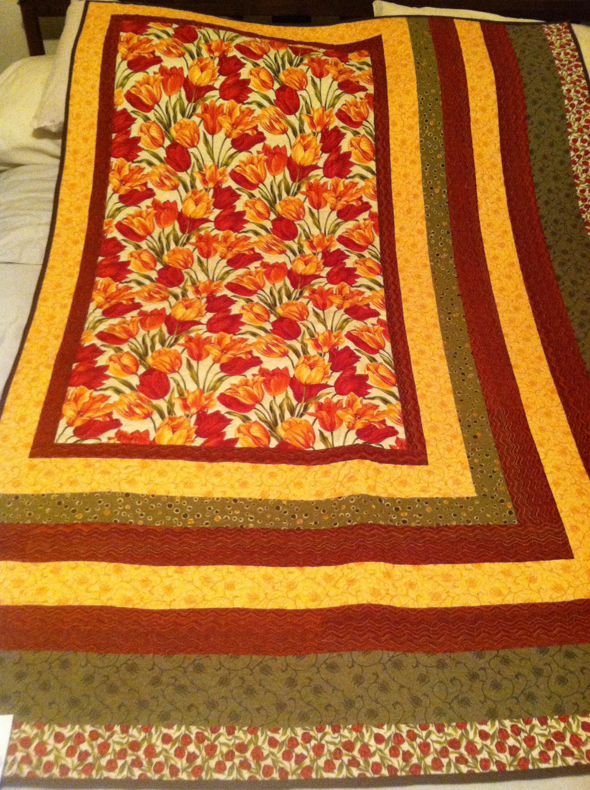 My Apex quilt