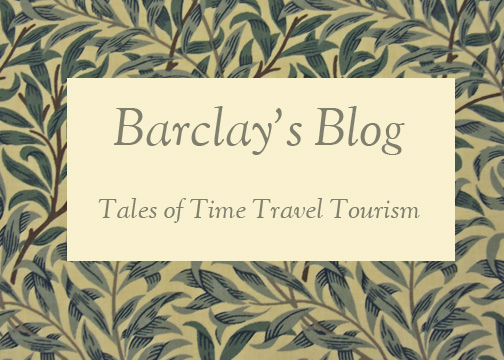 Barclay's Tales of Time Travel Tourism