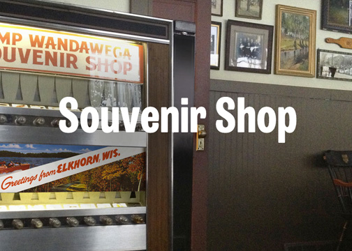 Wrote product descriptions for Camp Wadawega's online souvenir shop.
