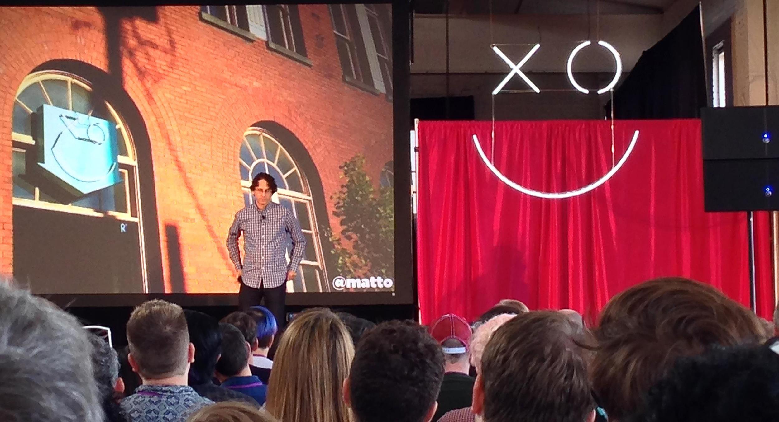 Andy Baio introduces XOXO.