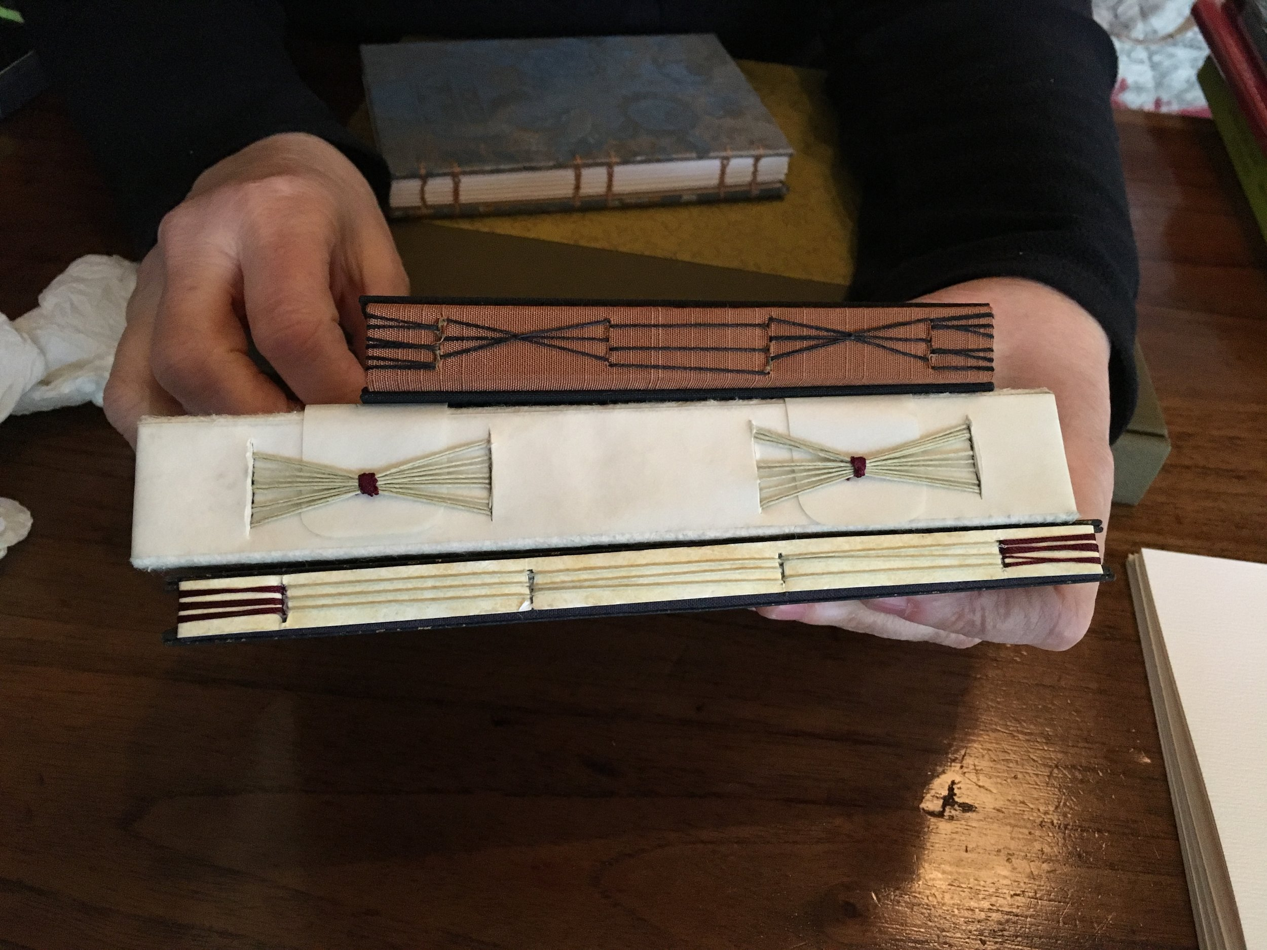Some binding examples