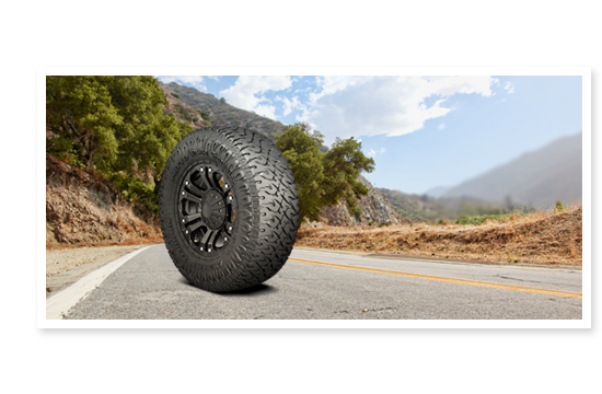 Dune Grappler On-Road Manners