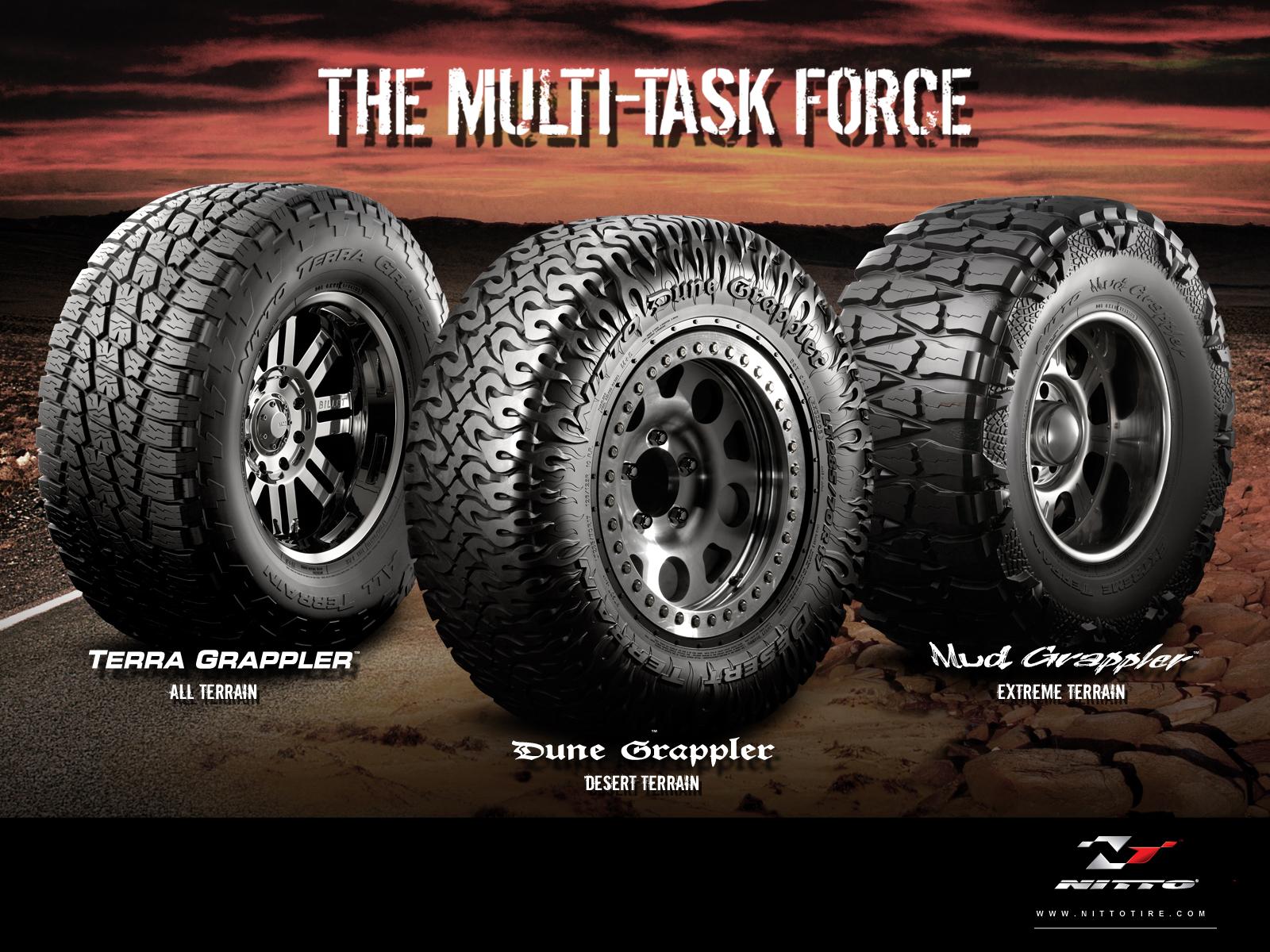 Nitto Multi-Task Force