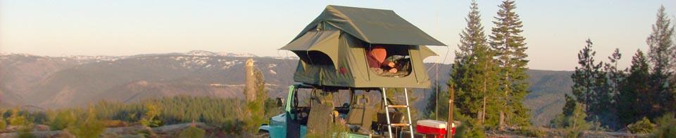 Tepui Roof Top Tents