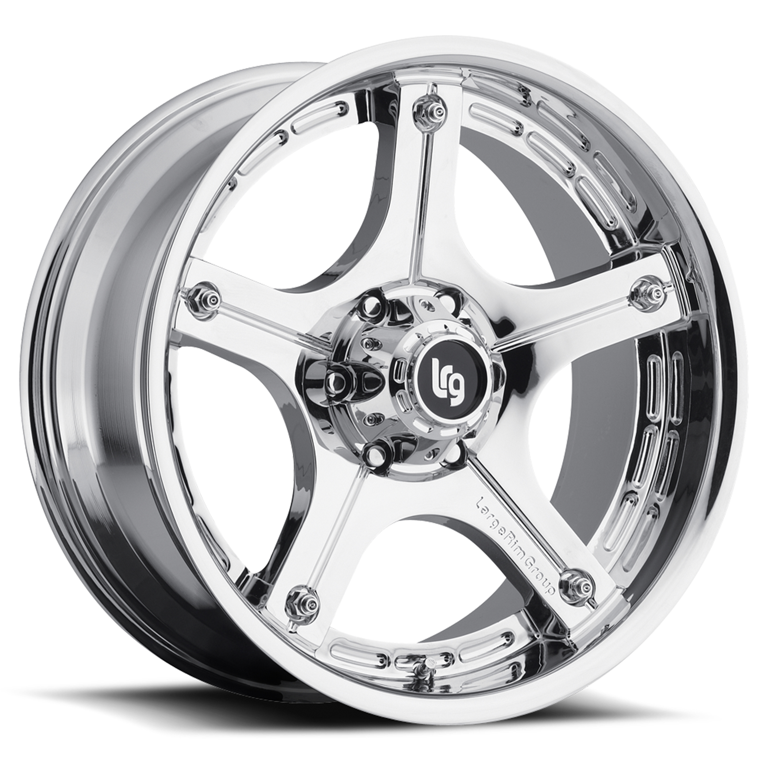 LRG Rims Series 106 Chrome Finish Wheels