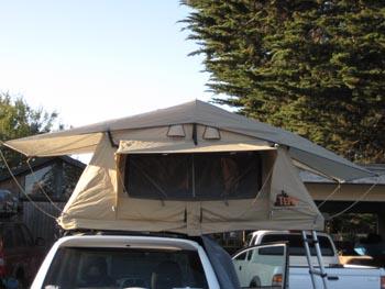 Tepui Ayer Tan Roof Top Tent