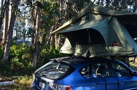 Tepui Kukenam Sky Tent Roof Top Tent