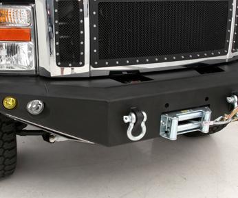 Smittybilt M1 Truck Front Bumpers