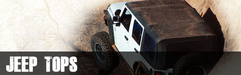 Smittybilt Jeep Tops