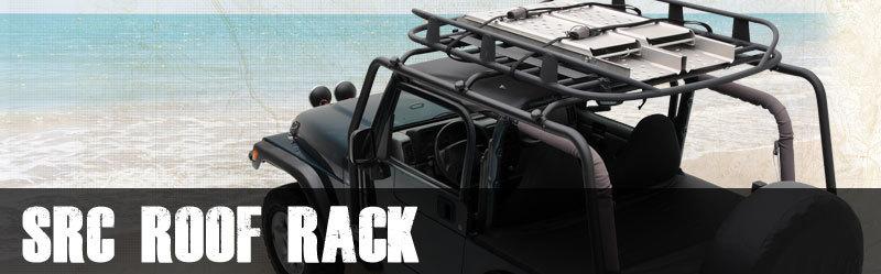 Smittybilt SRC Roof Rack
