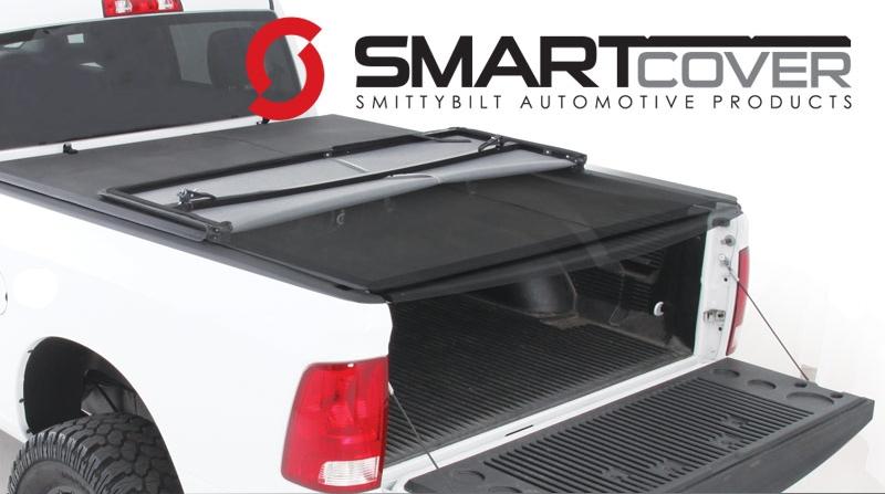 Smittybilt Smart Cover Tonneau Cover