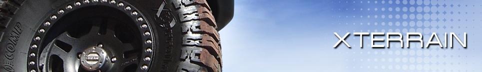 Pro Comp Radial Xterrain Tires